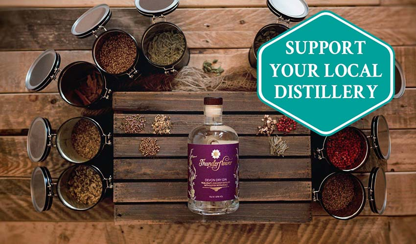 Featured Image for Meet the Small-Batch Gin That's Lovingly Crafted in the Heart of Devon