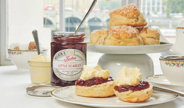 The Tiptree Takeaway Afternoon Tea Is the Sweet Taste of the Cafe in Your Home