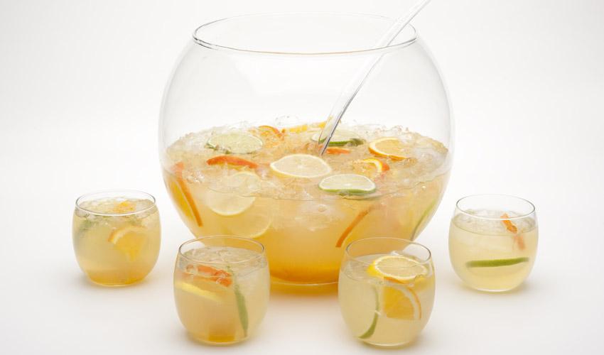 big batch gin cocktails