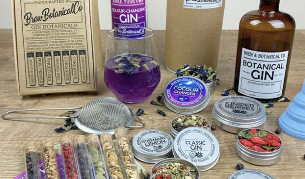 These Gin Making Kits Will Allow You to Infuse Your Own Botanicals and Create the Perfect Tasting Gin