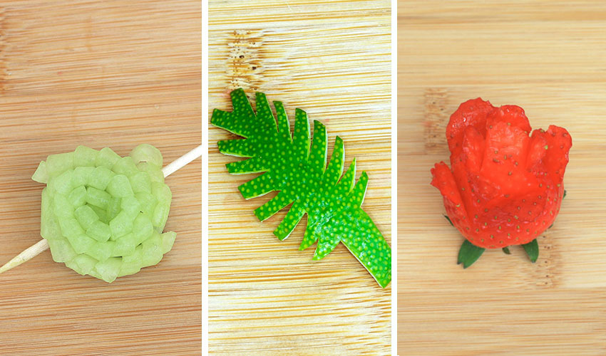 Featured Image for These Beautiful Botanical DIY Garnishes Lets You Build Your Own Garden in a Glass