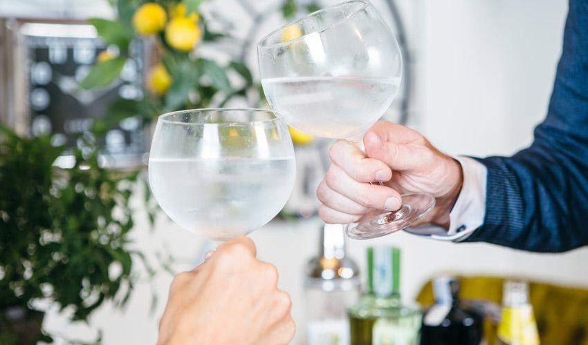 york gin friday night gin