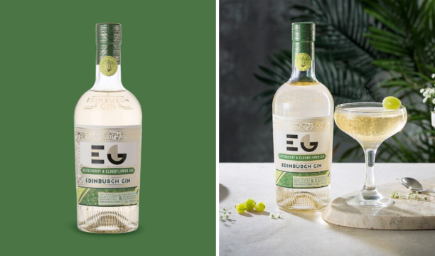 Featured Image for Review: Edinburgh Gin Gooseberry & Elderflower