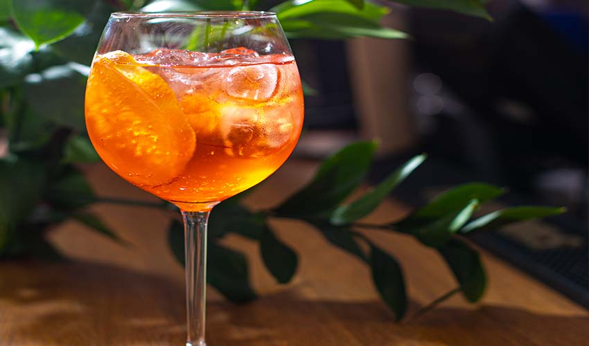 aperol gin