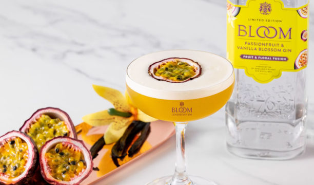 Bloom's New Dreamy Passion Fruit & Vanilla Blossom Gin Looks All Kinds of Lush