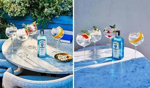Featured Image for Bombay Sapphire Launch Virtual Cocktails and Art Masterclass