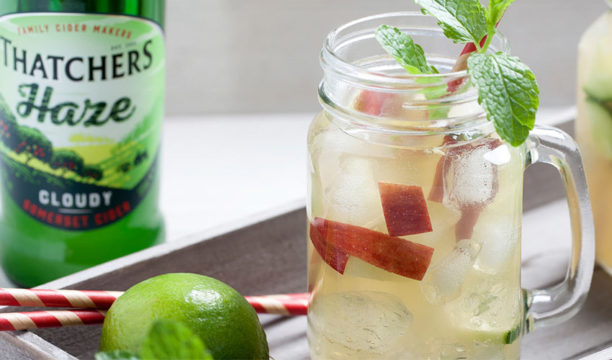 cider gin cocktail