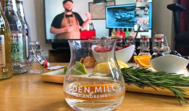 Featured Image for Review: Eden Mill's Virtual Gin Tasting Experience Is Just the Tonic for Lockdown