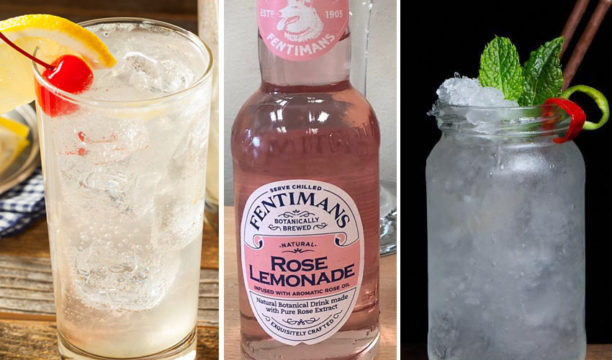 10 Gin and Lemonade Cocktails as Sweet as the Summer Sunshine