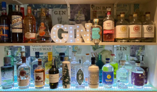 gin collection lockdown