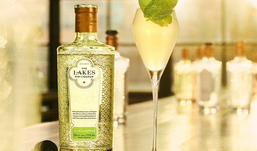 gin elderflower prosecco cocktail