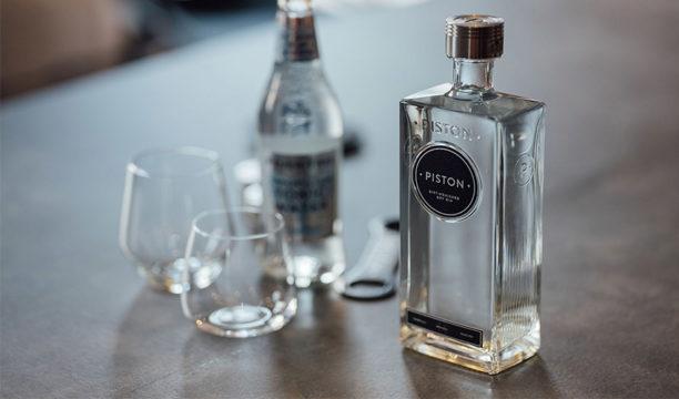 piston dry gin