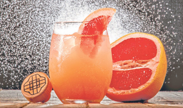 A Gin, Pink Grapefruit and Tonic Is the Classiest Way to Cool Down This Summer