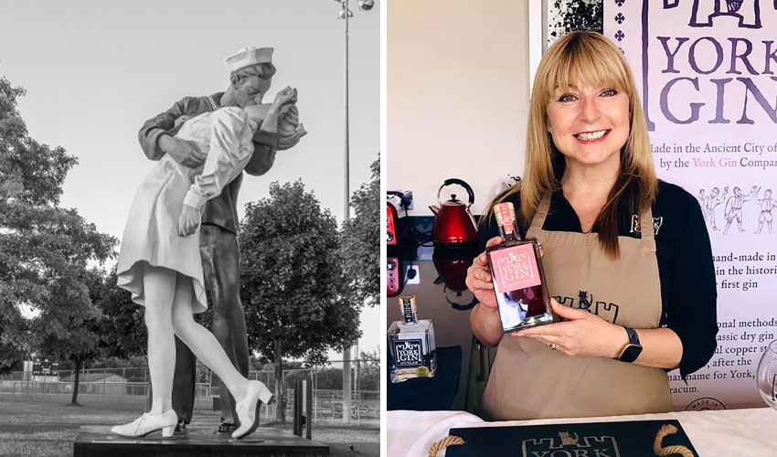 Featured Image for York Gin Is Having a 1940s Themed VE Day Celebration and Everyone's Invited