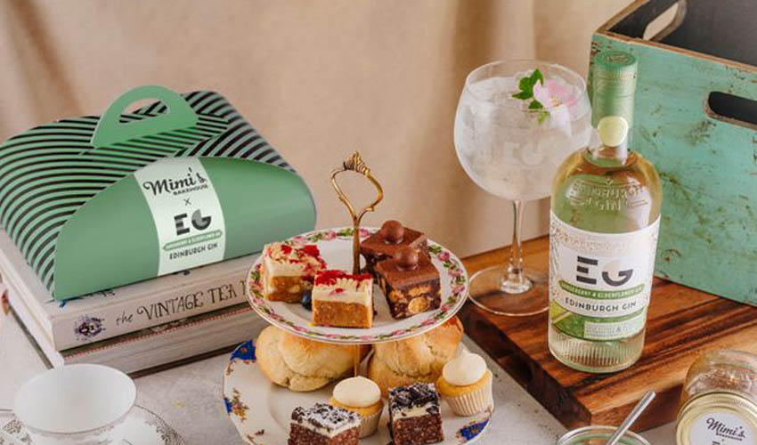edinburgh gin afternoon g&tea