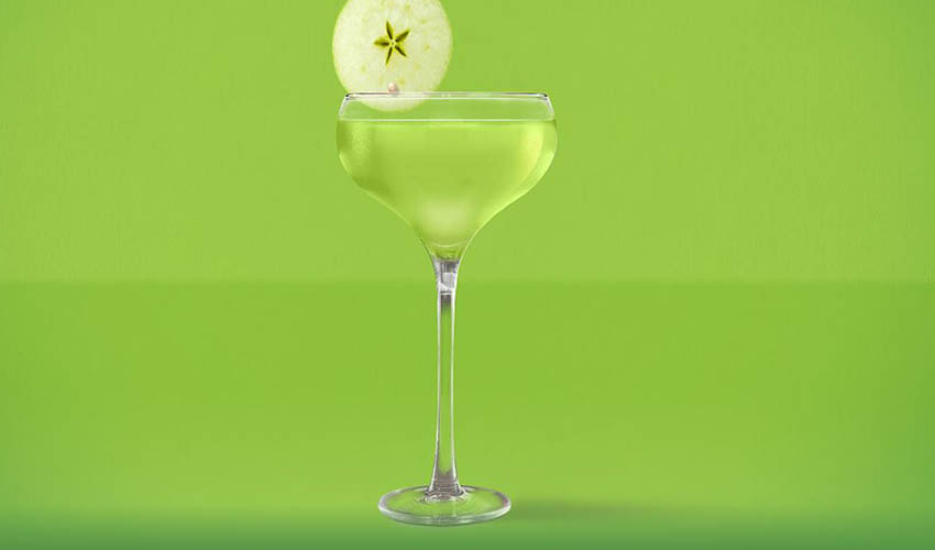 boe apple and lime gin