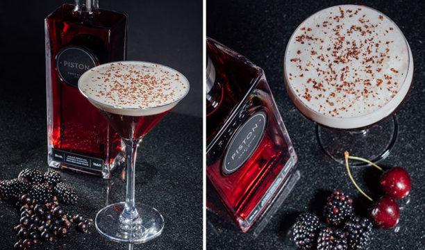 black forest martini recipe