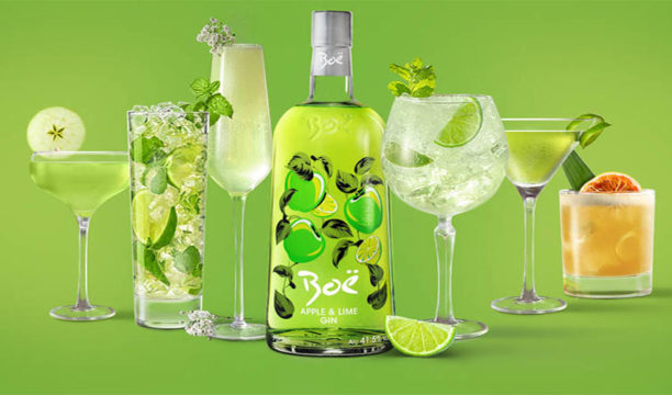 Boë Have Launched an Apple and Lime Gin