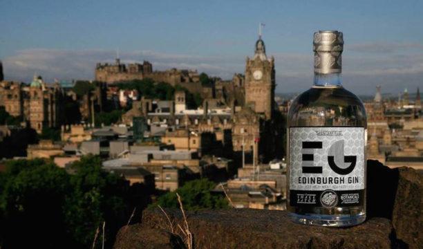 edinburgh gin distillery tour