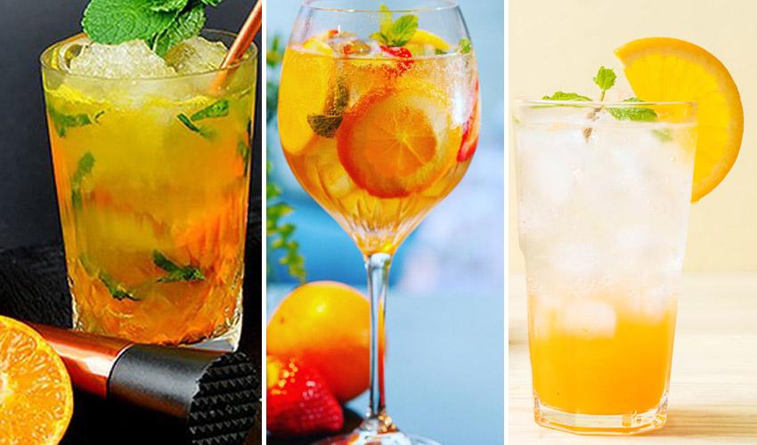 gin and orange