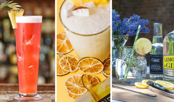 5 Sunny Gin Cocktails That Will Transport You to Your Favourite Holiday Destination
