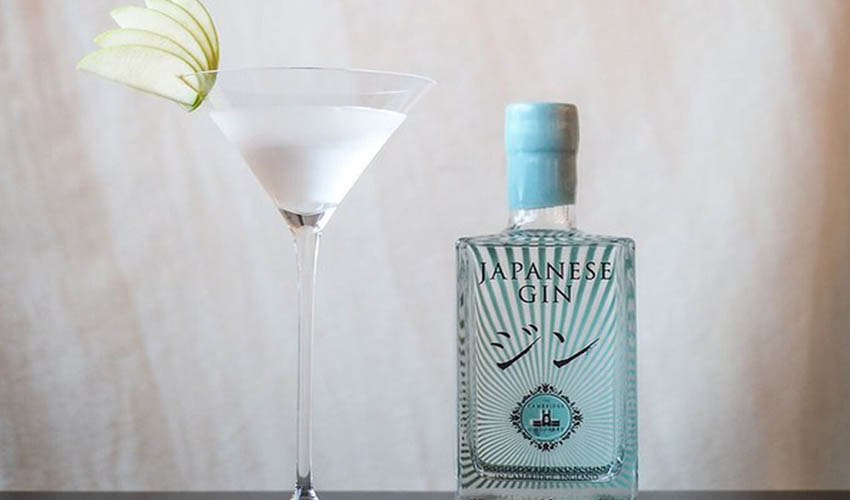 Featured Image for A Japanese Gin Martini Is Easy to Create and Packed with Flavours of Yuzu and Shiso Leaf