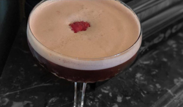 Featured Image for A Pink Gin Espresso Martini Beats Any Coffee Shop Takeaway