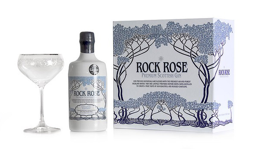 rock rose fathers day gift set
