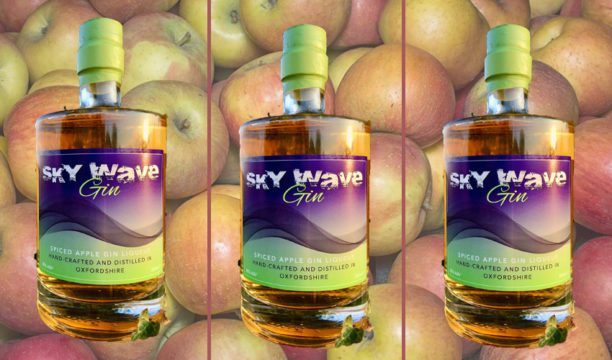 Spiced Apple Gin Liqueur Harnesses the Awesome Sweetness of British Apples