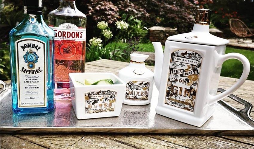 gin afternoon tea ireland