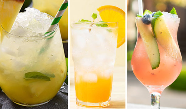 7 Easy Gin and Juice Cocktails to Whip Up in a Flash