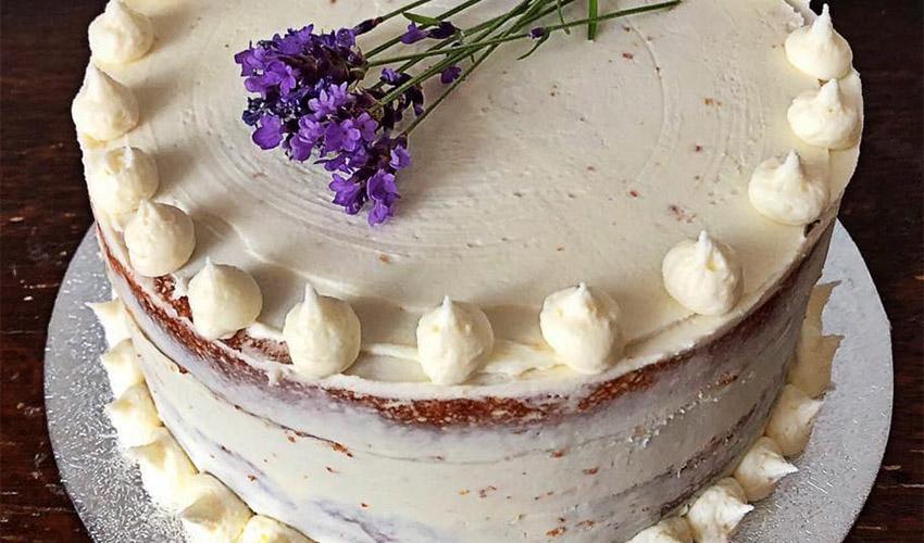 gin elderflower cake