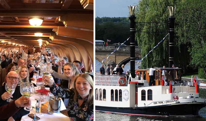 Hobbs of Henley Gin Tasting Cruises