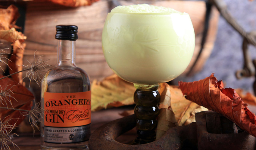 Featured Image for Creamy Mint Chocolate and Orange Grasshopper Cocktail Will Have You Hopping for Joy