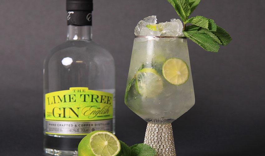 lime gin mojito