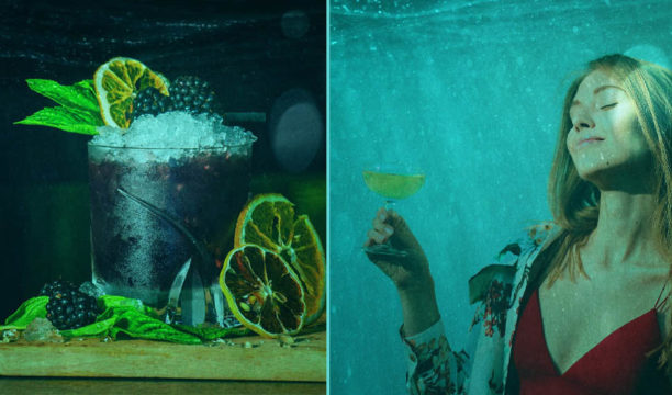 A Magical Little Mermaid-Themed Cocktail Experience Is Coming to the UK