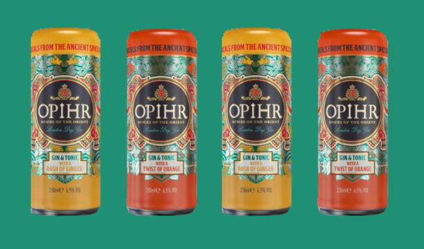 opihr ready to drink cans