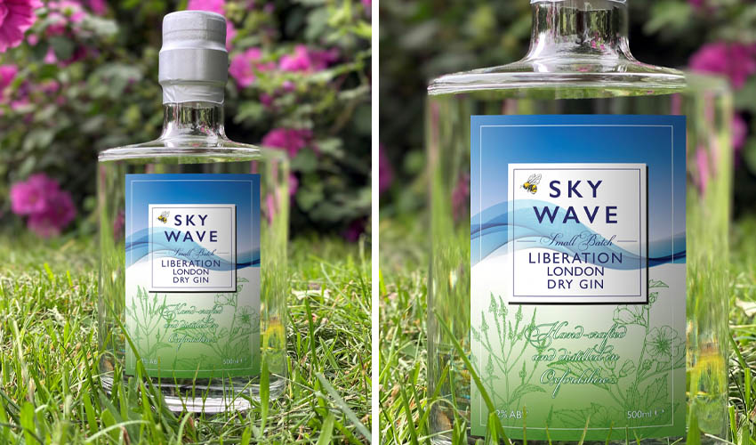 sky wave liberation gin