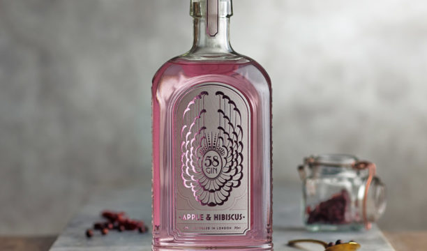 58 gin sustainable