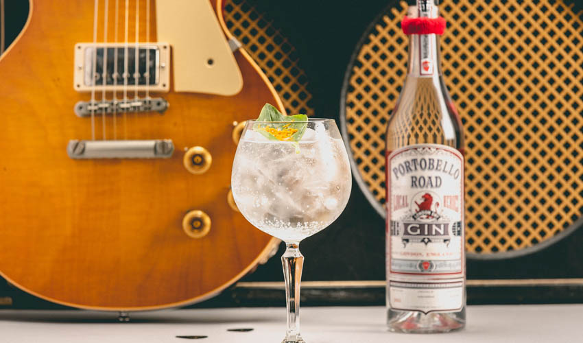 Mark Knopfler gin