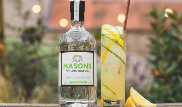 Featured Image for An Apple Gin & Elderflower Cooler is Perfect for Sipping in the Last of the Summer Sunshine
