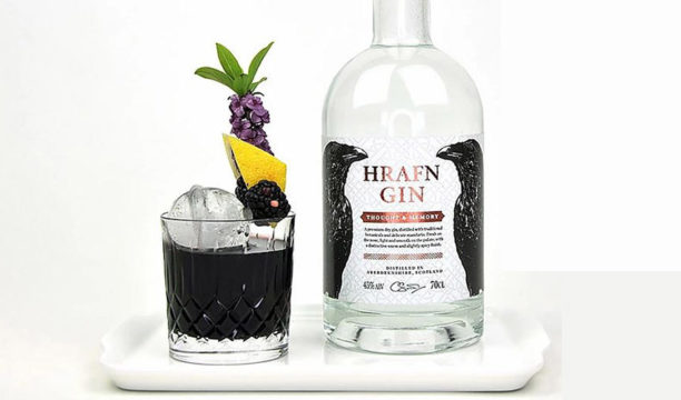 The Black Raven: Try This Deliciously Dark Twist on a Bramble Cocktail