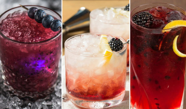 5 Twists on a Gin Bramble That Will See You Through the Change of Season