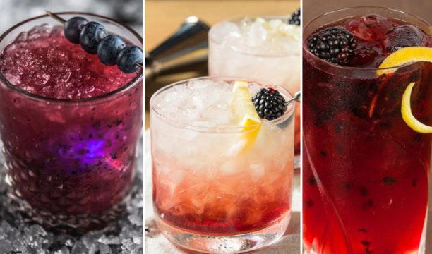gin bramble