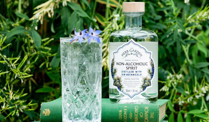 secret garden non-alcoholic gin