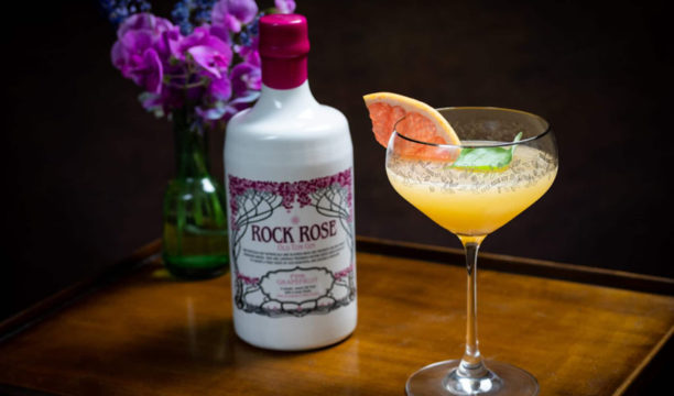Pink Grapefruit Gin and Apricot Brandy Is the Cocktail Combination You Need to Try