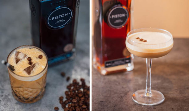 Featured Image for This Creamy Coffee Gin and Baileys Infused Caramel Espresso Martini Is So Delightfully Sweet
