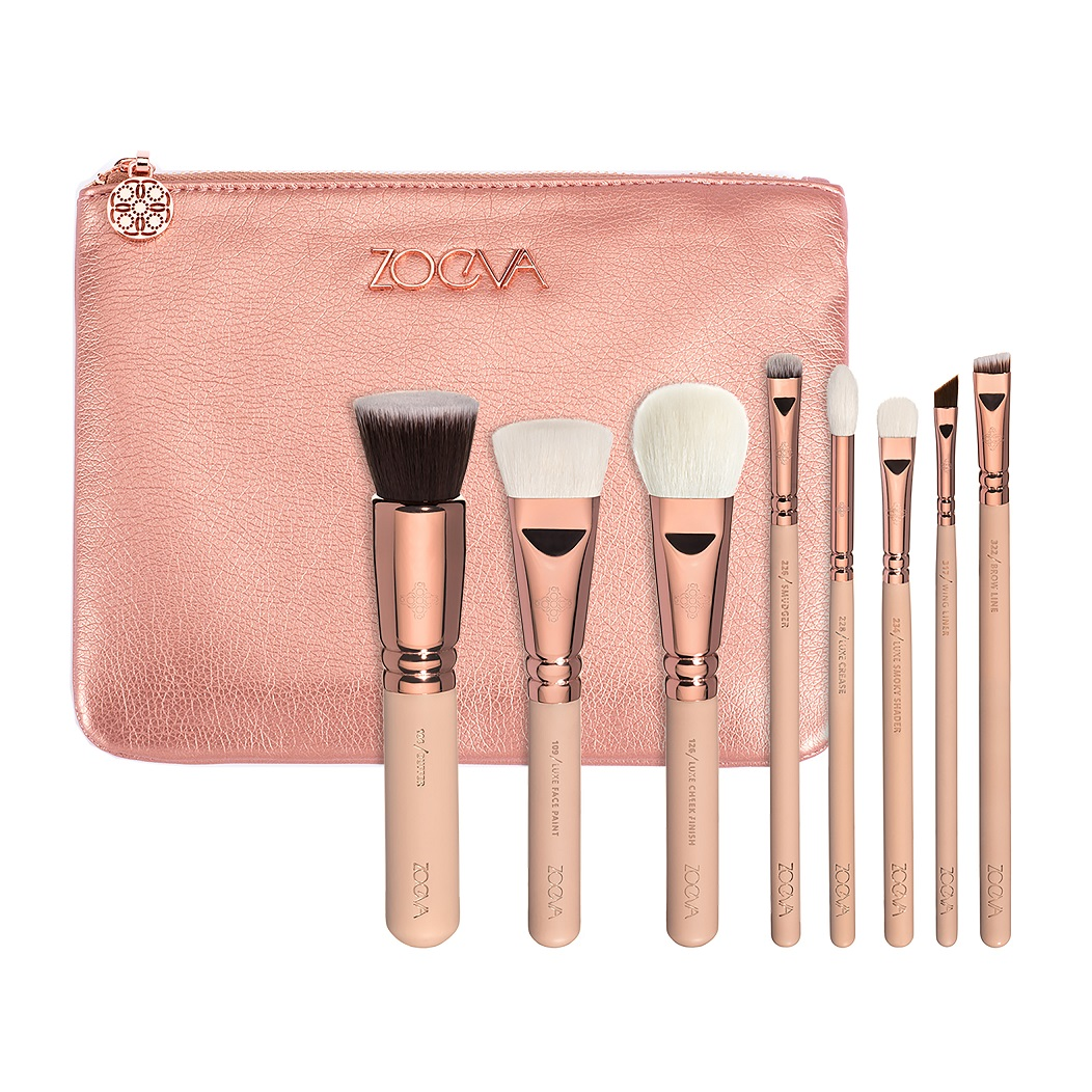 8 make-up brush sets to obsess over right now