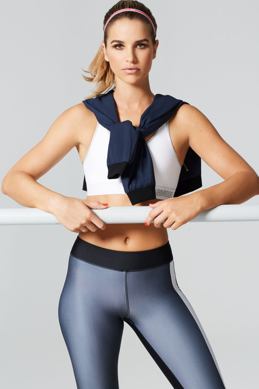 Get Sweaty Like Vogue Williams