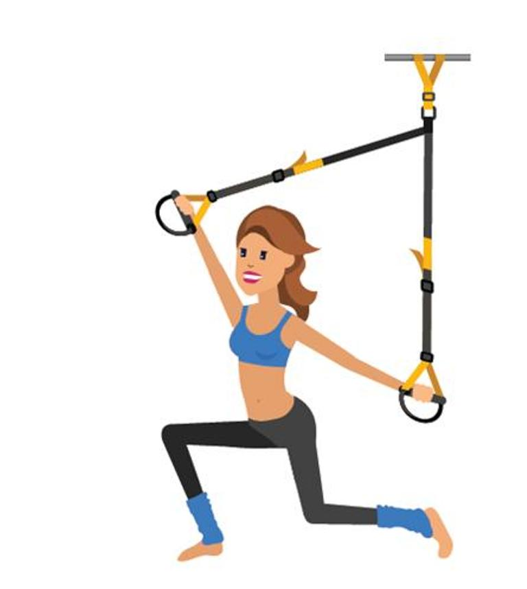 How to incorporate TRX training into your routine